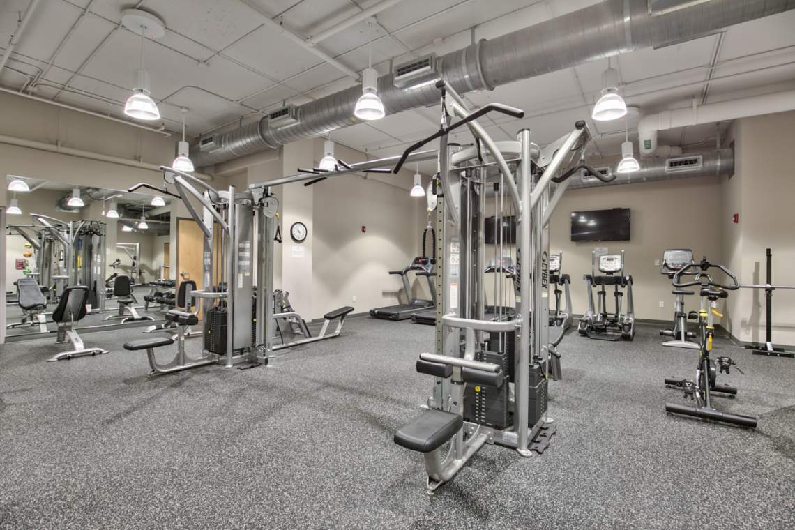 MLS Plaza Tower Gym-10