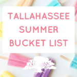 Tallahassee Summer Bucket List